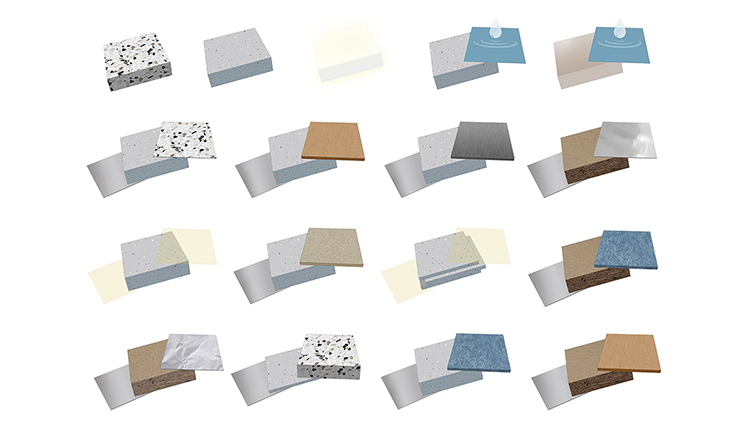 technische tekeningen, illustratie, illustratie laten maken, vloeren, lagen, soorten, infographic, mogelijkheden, therightlevel