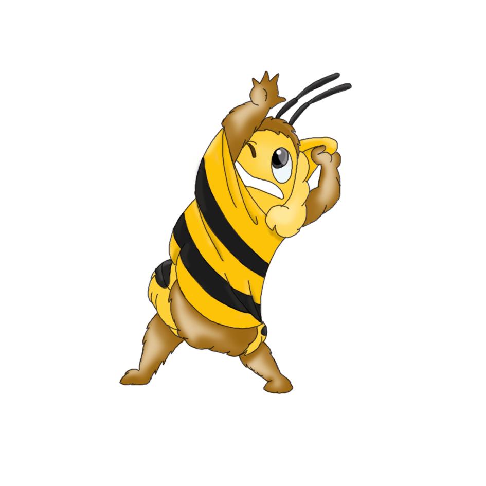 wilde bijen, kinderboek, illustraties laten maken, kinderboekenillustrator, bloemen, bijen, natuur, bijenstichting, knnv, kinderboek kopen, illustraties ontwerpen, cartoon, kleding, naapen, wolbij