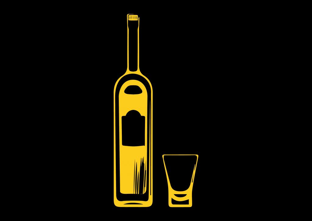 wittebolwijn, winkel, illustratie, illustratie laten maken, instagram, instagram iconen, content, stijfvol, The Artistry, Laura van Gaalen, illustrator,wodka